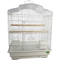Heritage Cages Jaula de pájaros para pájaros o Casas de Mascotas, tamaño Grande, 47 x 36 x 56 cm, 5026