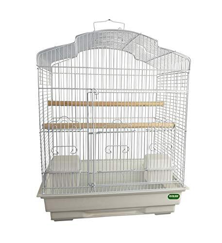 Heritage Cages 5026Windsor X/Large 47x 36x 56cm perruches Cage à Oiseaux Finch Canaries Oiseaux Maison pour Animal Domestique Cages