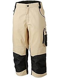 Pantalon 3/4 spécialisé avec détails fonctionnels Pantalon de travail 3/4