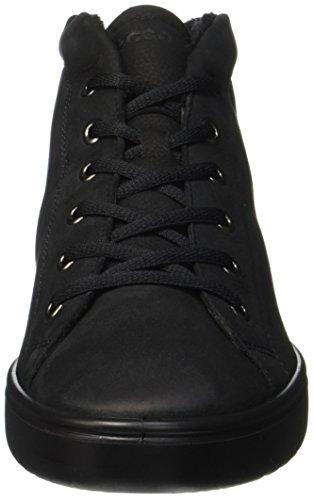 Ecco Fara, Sneaker a Collo Alto Donna Nero (Black)