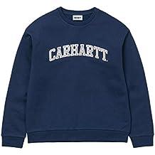 Carhartt WIP W Yale Sweat Blue White