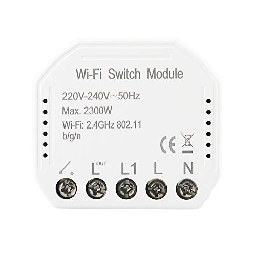 KKmoon Smart WiFi Switch Conmutador red inteligente