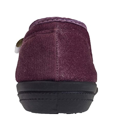 Cosies , Chaussons pour fille diamant rose