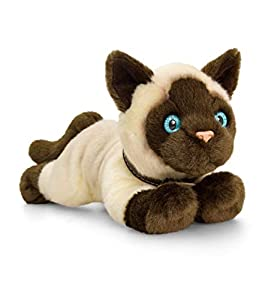 Keel Toys SC0951 - Peluche, Color Beige y marrón