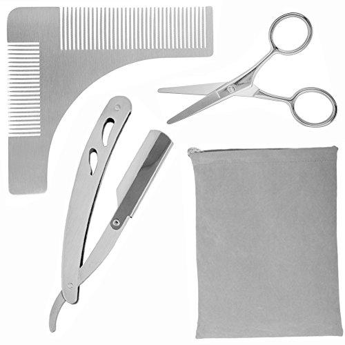 inoxydable-barbe-kit-doutils-de-coupe-surge-barbe-shaping-peigne-ciseaux-et-rasoir-droit-les-lames-n