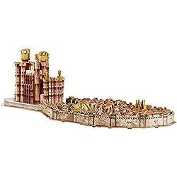 Juego De Tronos - Puzzle 3D Desembarco del rey (Eleven Force S.L. 10032)