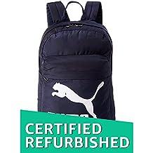 (CERTIFIED REFURBISHED) Puma 20 Ltrs Peacoat Laptop Backpack (7479902)