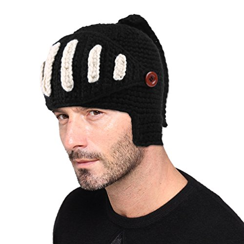 Fubao Mens Octopus Wool hat for Halloween Party
