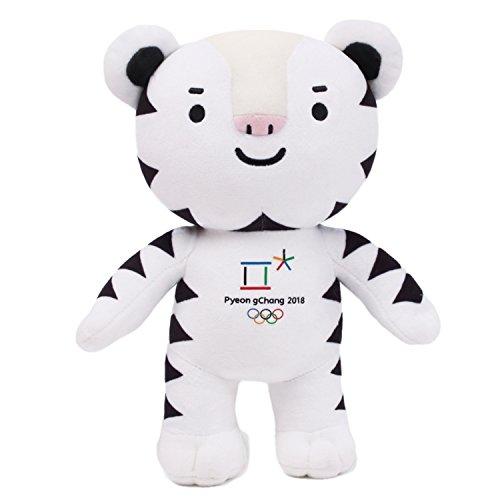 PyeongChang 2018 Winter Olympische Offizielle Maskottchen 11