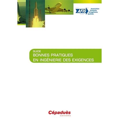 Guide Bonnes Pratiques en Ingénierie des Exigences