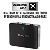 Tewtross Bluetooth Music Wireless Audio Receiver Adapter A2DP for 30 Pin Bose Sounddock