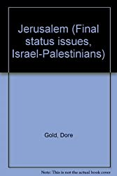 Jerusalem (Final status issues, Israel-Palestinians)