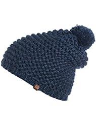 Rip Curl Cocoon Beanie - Gorro para mujer, color azul, talla única