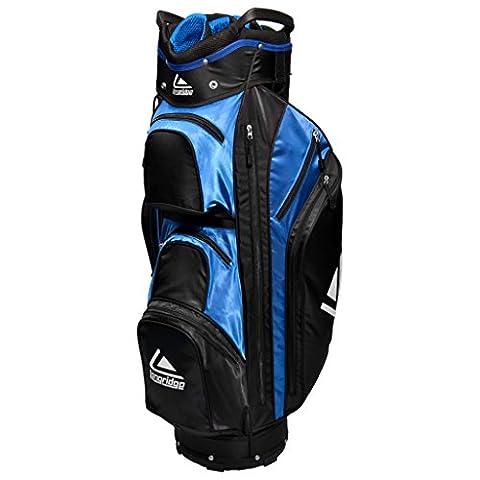 Longridge Sac Chariot Executive Golf Noir/Bleu