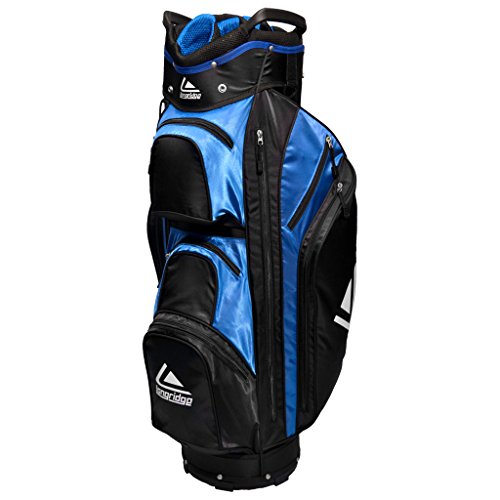 Longridge Sac Chariot Executive Golf Noir/Bleu