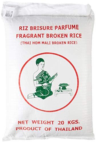 Thai Lady Reis Duft Bruch, 1er Pack (1 x 20 kg) -