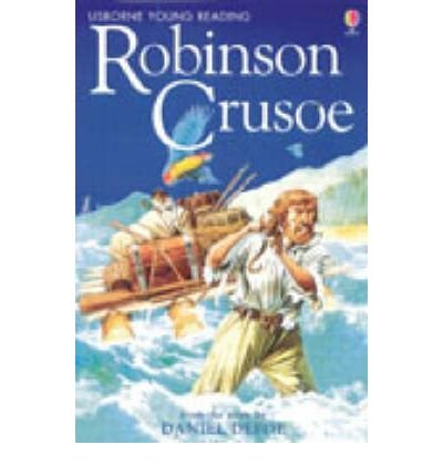 Portada del libro [(Robinson Crusoe)] [Author: Angela Wilkes] published on (July, 2007)