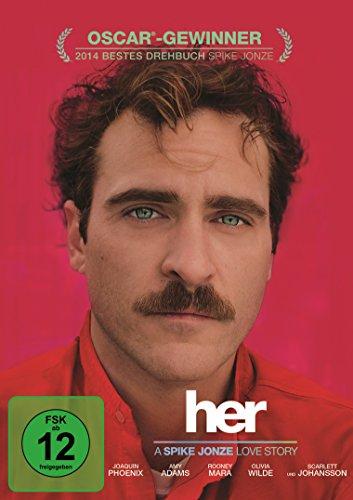 Her (Scarlett-der Film Dvd)