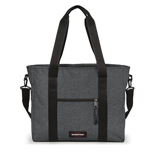 Eastpak KERR Borsa Messenger, 40 cm, 21 liters, Grigio (Black Denim)