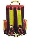 AEROcase® – Pro1R PL1C – Notfallrucksack POLYESTER Gr. L – Rettungsdienst Notfall Rucksack – NotfalNotfalltasche - 2