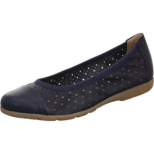 Caprice 9-9-22151-28-803, Ballerine donna, blu (ocean), 37 EU