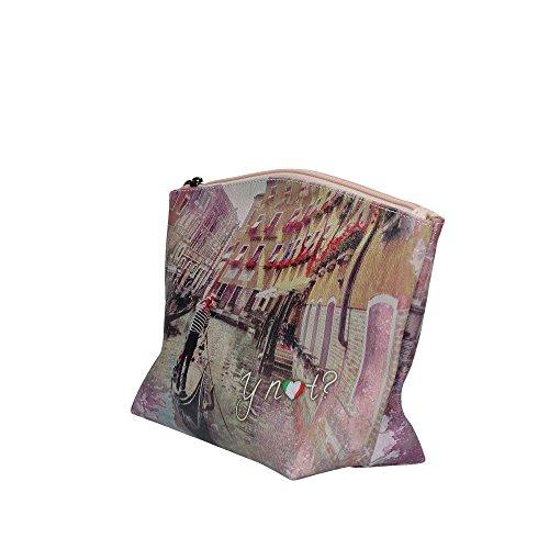 Ynot H-309 Pochette Accessori Rosa