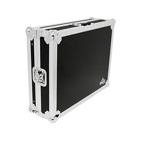 Gorilla Cases Native Instruments S8 Flight Case Workstation with Laptop  Shelf inc Lifetime Warranty