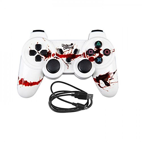 Under Control Controller vibrierende PS3Bluetooth Zombie Playstation