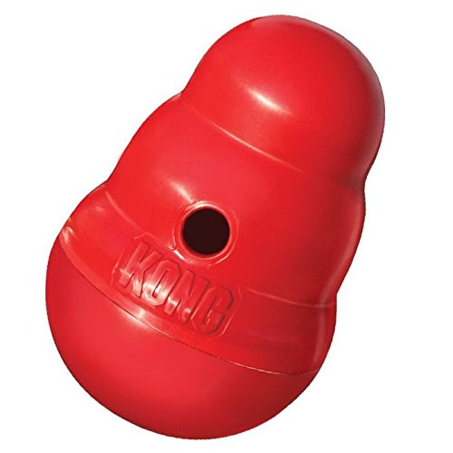 KONG Wobbler Treat Dispensing Dog Toy_p