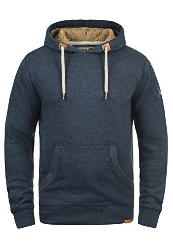 SOLID TripHood Men's Hoodie, size:M, colour:INS BLU M (P8991)