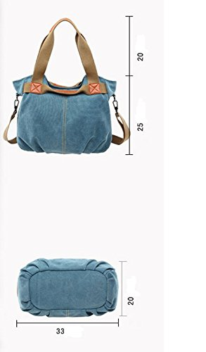 borsa di tela/pacchetto tempo libero/borsetta/borsa a tracolla/Ms. Messenger Bag-D D