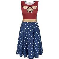Wonder Woman Women's Cosplay Costume Dress