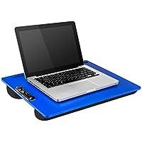LapGear Jumbo Clip Lap Desk, Blue