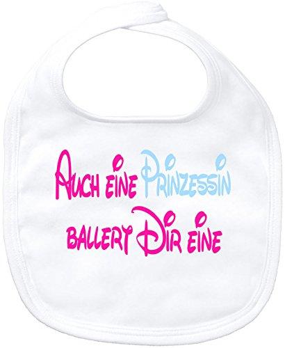 Kostüm Anna Einfach (Luckja Auch eine Prinzessin ballert dir eine Baby Lätzchen)