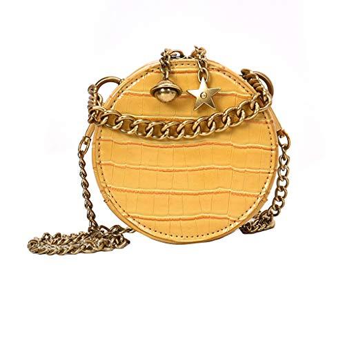 Mitlfuny handbemalte Ledertasche, Schultertasche, Geschenk, Handgefertigte Tasche,Mode Frauen Alligator Leder Crossbody Taschen Messenger Bags Griff Tasche