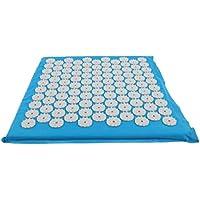 Sharplace Nadelreizmatte Akupressurmatte, ca.36x 35cm, Farbe: Blau preisvergleich bei billige-tabletten.eu