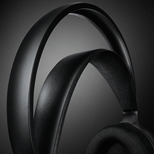 Philips SHC5200/10 kabelloser HiFi Kopfhörer schwarz - 3
