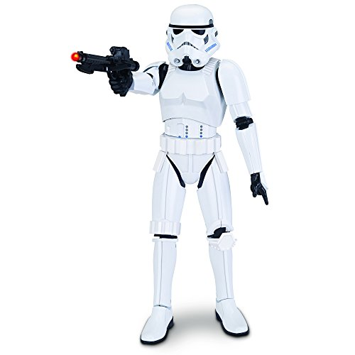 Speelgoed 7912 - Roboter Elektronisches Spielzeug Star Wars Classic Storm Trooper Interact Preisvergleich