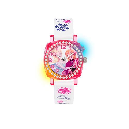 Frozen Analog Quarz Uhr mit Gummi Armband FZN3789