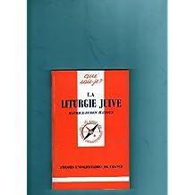 La Liturgie juive