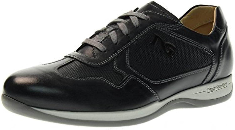 Nero Giardini Giardini Giardini Scarpe Uomo scarpe da ginnastica Basse P704760U 201 | Eccezionale  5c6069