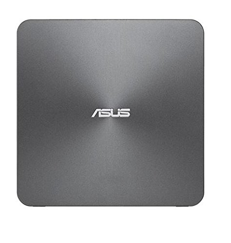 Asus VC65R-G025Z VivoMini PC, Processore Intel I3 6100T, RAM 8 GB, HDD da 1 TB + Dual Bay, Win 10 P