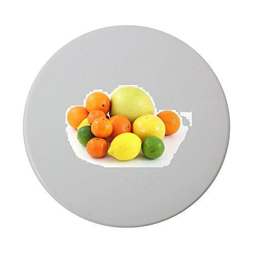 Fruit, Food, Citrus, Pomelo, Grapefruit ceramic round coaster