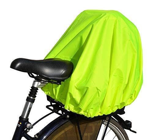 NICE \'n\' DRY Abdeckung und Regenschutz für Fahrradkorb XXL Neongelb