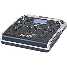 Graupner 33016.16.EN - Radio Digitale mc-16 HoTT, 8 Canali GB