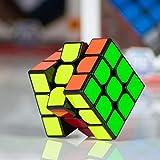 moyu Zauberwürfel MF3RS - Rubiks Cube in großer Geschenkbox - Cubing Classroom - Magic Cube 3x3x3 - Intelligenz Spielzeug - Geschenk Übung Konzentration - Speed Cube