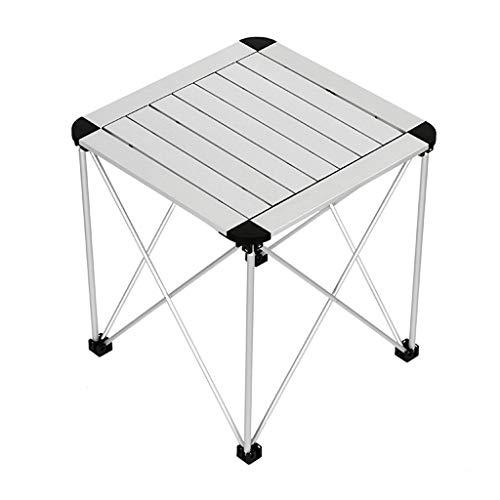 RLY Picknick-Klapptisch, Tragbarer Auto-Picknicktisch Im Freien Ultraleichter Grilltisch Alle Aluminium-Klapptisch (Size : L) -