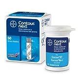 Contour Next Strisce Reattive Misurazione della Glicemia, 50 Pezzi