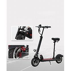Scooter Eléctrico HD Portátil Plegable