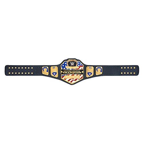 colore n brillante miglior prezzo prodotti caldi WWE, cintura da wrestling commemorativa del titolo di campione degli Stati  Uniti del 2014